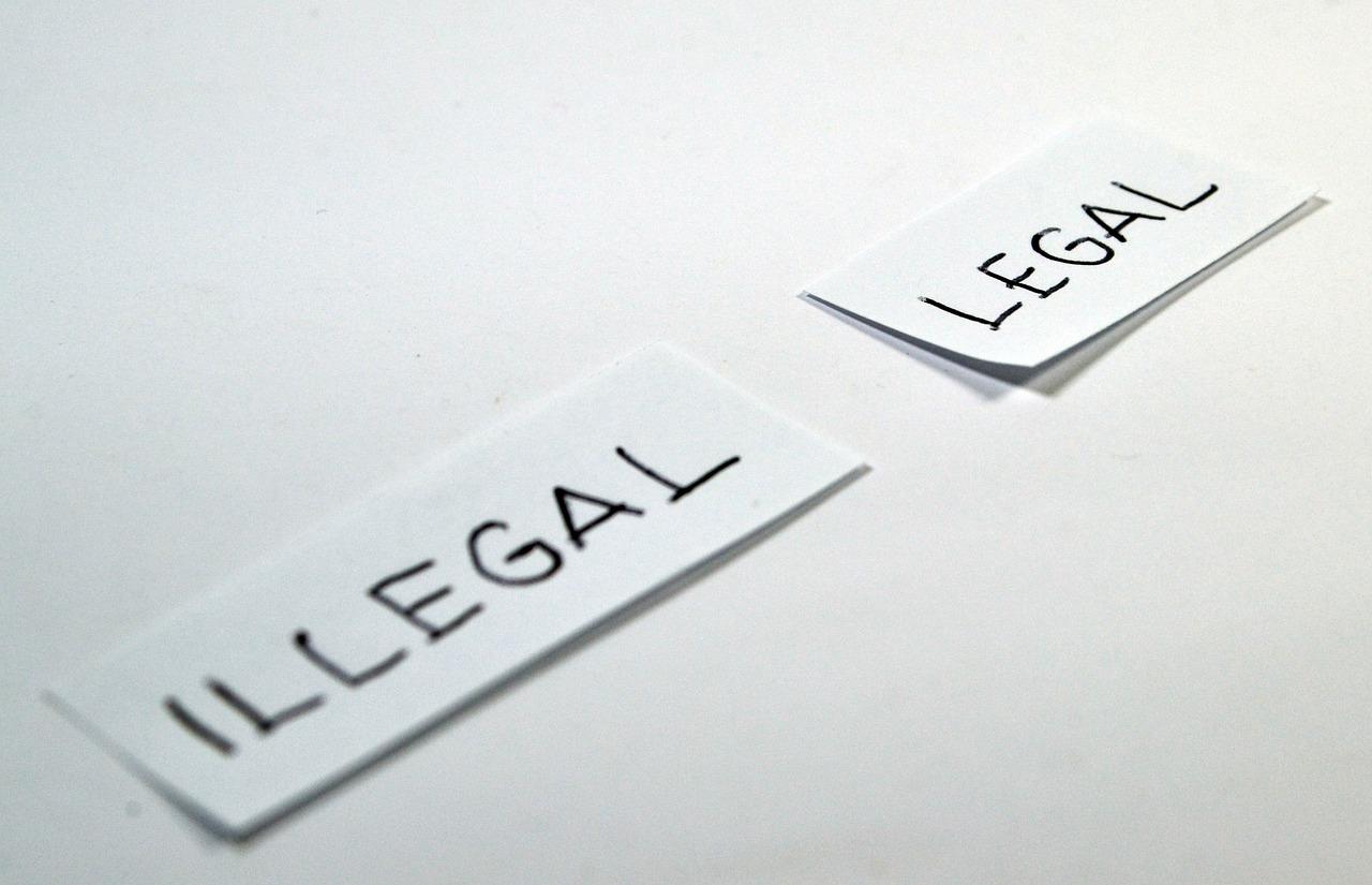 Ráfagas jurídicas (Derecho penal)