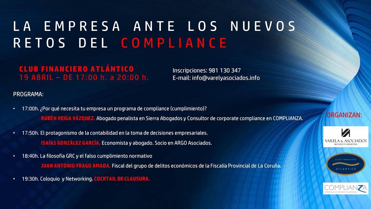 La empresa ante los nuevos retos del compliance